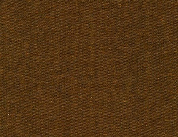 Deep, spicy brown fabric