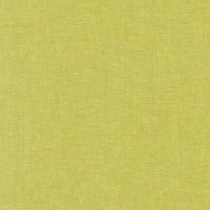Yellow-Green linen fabric