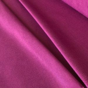 Fuchsia magenta lipstick pink fabric, pleated.