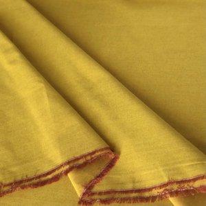 Orange-yellow fabric