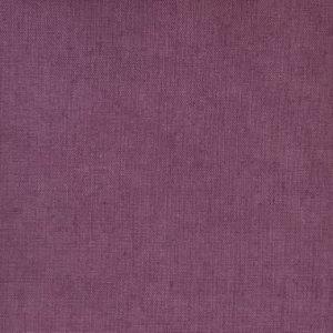 Purplish mulberry, plum cotton-linen blend fabric