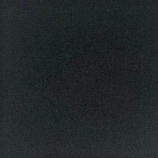 Black solid fabric