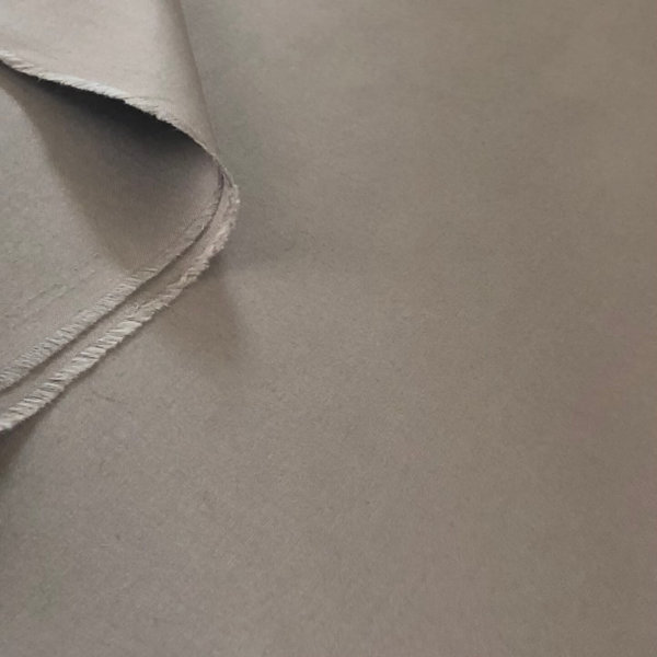 Solid Medium Gray Fabric