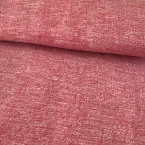 Heathered Red Fabric
