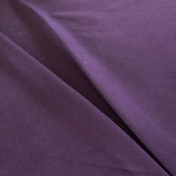 Deep purple fabric