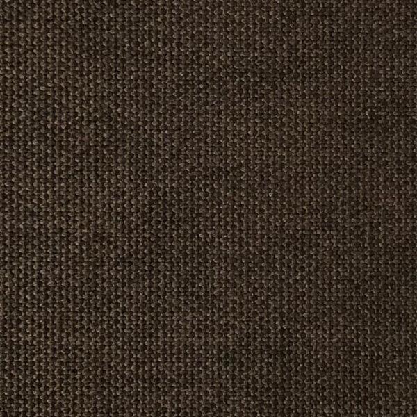 detailed closeup, deep brown canvas