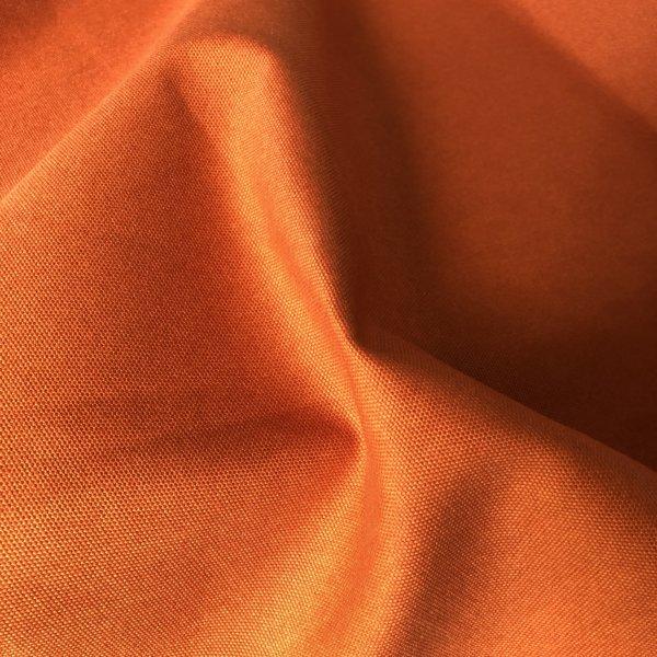 Strong orange canvas