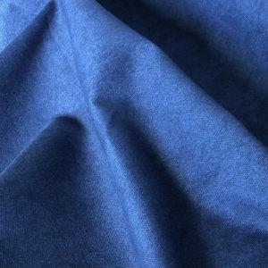 Rich, indigo blue canvas