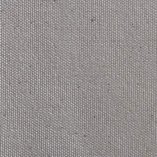detailed closeup, natural undyed canvas